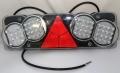 Lampa Zespolona Tylna - LED W 39P