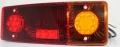 Lampa zespolona tylna WE 549dP LED 12V/24V Prawa