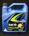 ELF EVOLUTION SXR 5W30 4L
