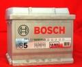 Bosch S5001 12V 52Ah 520A