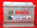 Bosch S5006 12V 63Ah 610A Lewy Plus