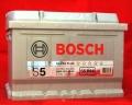 Bosch S5004 12V 61Ah 600A