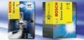 Żarówka H4 XENON BLUE 12V 60/55W