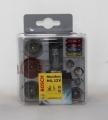 Zestaw żarówek Maxibox H4,12 V
