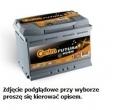 FUTURA Akumulator  12V53Ah/540A  P CA530