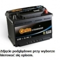 Akumulator  12V55Ah/460A  P CC550  Standard