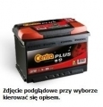 Akumulator  12V62Ah/540A  L CB621  PLUS