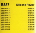 Przewody zapłonowe Bosch Silicone Power B887