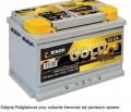 Jenox Gold Akumulator 12V63Ah/630A  P 063622