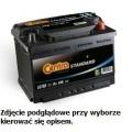 Akumulator  12V50Ah/510A  P CC502  Standard