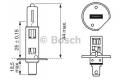 Żarówka H1 24V 70W